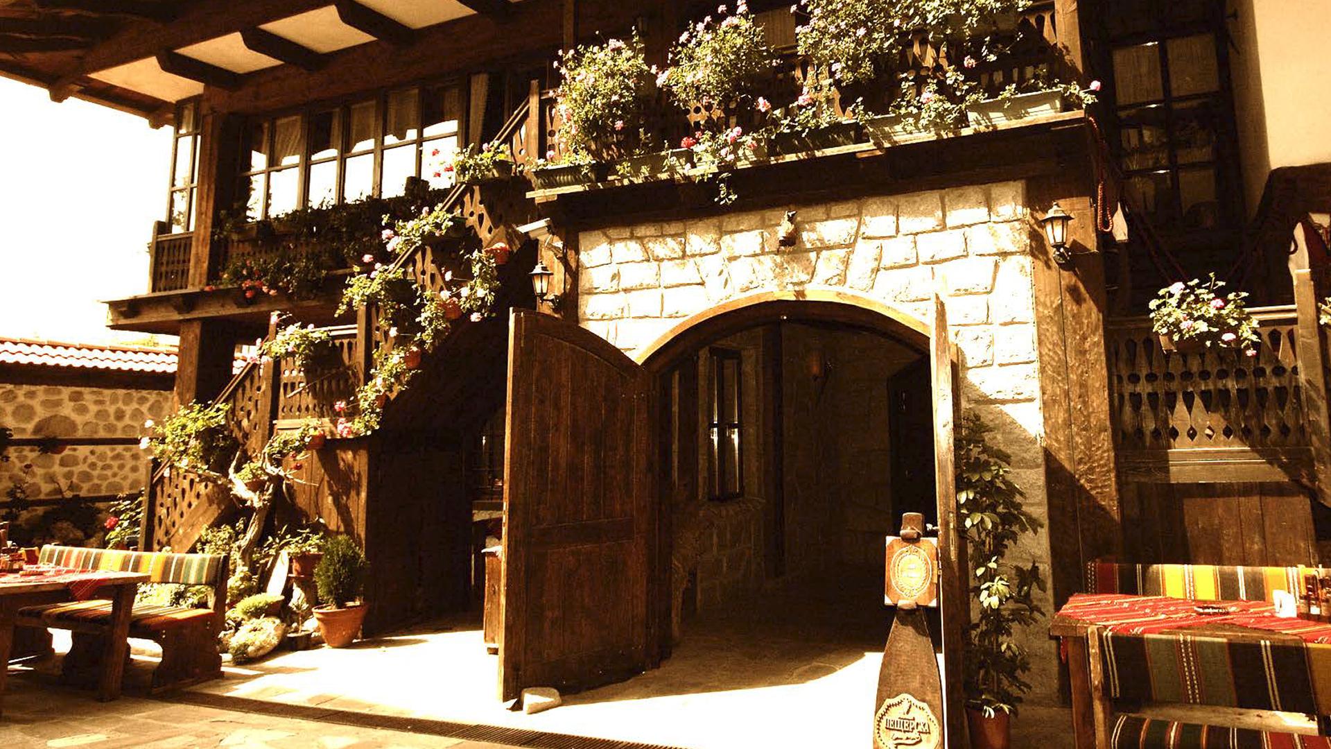 Молерите Хотел и Ресторант